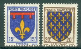 Frankreich 587/88 ** - Frankreich