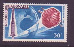 """ESPACE - 1966/05 - Gabon - 1er Jour Des Timbres """"satellites A1 Et FR1"""" - Poste - 3 Documents - FDC & Commemoratives"""