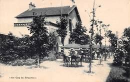 """LE PERRAY - """"Au Coq De Bruyère"""" , Hôtel Restaurant - Le Perray En Yvelines"""