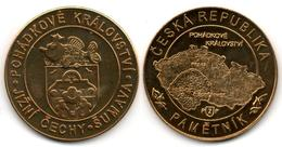 Pohádkové Království - South Bohemia & Bohemian Forest - Czech Republic) - Tokens & Medals