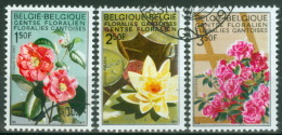 Belgien 1580/82 O Blumen - Belgien