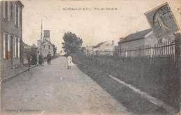 ACHERES - Rue Des Génières - Acheres