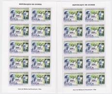 2007 GUINEE Jeux Olympiques 1956 Athlétisme Perforés Et Imperforés Alain Mimoun - Summer 1956: Melbourne