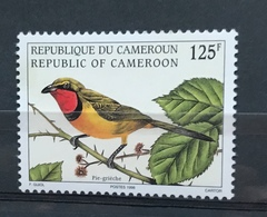 CAMEROUN 1998 Birds Shrike MNH - Vogels