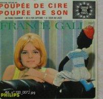 GALL FRANCE - Vinyl Records