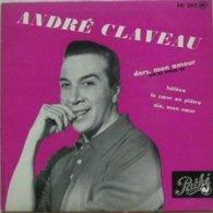 CLAVEAU ANDRE - Dors Mon Amour - Vinyles