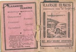 Vlaamsche Filmkens Nr 426 Het Belachelijke Avontuur Door Rick ( Averbode's Jeugdbibliotheek ) - Livres, BD, Revues