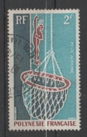 Polynésie Poste Aérienne N°34 - Oblitérés
