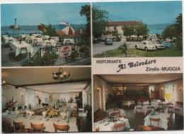 Ristorante Al Belvedere, Zindis (Muggia, Trieste). Scritta 1984 Non Viaggiata - Hotels & Restaurants