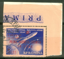 Rumänien 1794 O Raumfahrt - 1948-.... Republiken