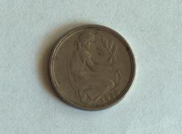 Allemagne 50 REICHS Pfennig 1950 G - [ 6] 1949-1990 : GDR - German Dem. Rep.