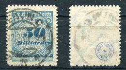 Deutsches Reich Michel-Nr. 330B Vollstempel - Geprüft - Germany