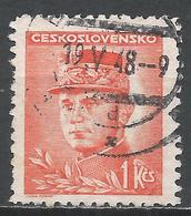 Czechoslovakia 1947. Scott #294A (U) General, Milan Stefanik * - Tchécoslovaquie