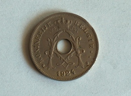 BELGIQUE 10 Centimes 1924 - 1909-1934: Albert I