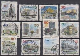 Berlin 1965 MiNr.254 - 265 O Gest.Das Neue Berlin ( B 320 )  Günstige Versandkosten - Berlin (West)