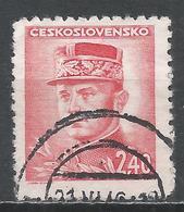 Czechoslovakia 1945.Scott #296 (U) General, Milan Stefanik * - Tchécoslovaquie