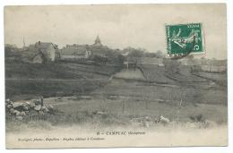 CPA CAMPUAC, AVEYRON 12 - Autres Communes