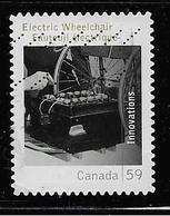 CANADA, 2011, USED # 2488D, CANADIAN INNOVATIONS - 1952-.... Règne D'Elizabeth II