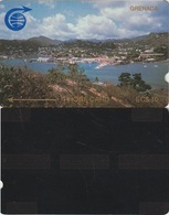 279/ Grenada; P2. St. George's, ECS 10;  CP 1CGRB - Grenada