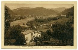 04 : DIGNE LES BAINS (STATION ESTIVALE) -VUE PANORAMIQUE - Francia