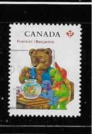 CANADA, 2012, USED #2545,  FRANKLIN  The TURTLE, - 1952-.... Règne D'Elizabeth II
