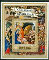 Ras Al-Khaima Block E95 O Gemälde - Ras Al-Khaimah