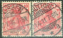 Deutsches Reich 86Ia+b O - Deutschland