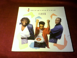 IMAGINATION  ° CLOSER  33 TOURS  12 TITRES  PRESSAGE USA 1987 - Vinyl Records