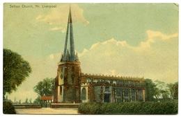 SEFTON CHURCH, NEAR LIVERPOOL - Liverpool