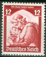 Deutsches Reich 567 ** Postfrisch - Ungebraucht