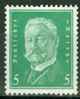 Deutsches Reich 411 ** Postfrisch - Ungebraucht
