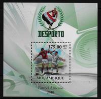 MOZAMBIQUE  BF  ( 2010 )  * * Football Soccer Fussball - Neufs