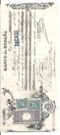 ESPAGNE 3 PESETAS 30 CENT 1898 - Spain