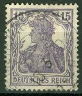 Deutsches Reich 101a O Gepr. Infla - Deutschland