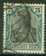 Deutsches Reich 104a O Gepr. Infla - Deutschland