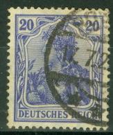 Deutsches Reich 87IIc O Gepr. Anke - Deutschland
