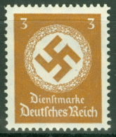 Deutsches Reich Dienst 132 ** Postfrisch - Dienstpost
