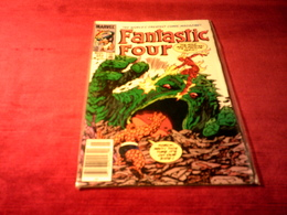 FANTASTIC FOUR   No 264 MAR - Marvel