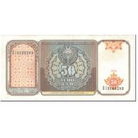 Billet, Uzbekistan, 50 Sum, 1994, Undated (1994), KM:78, SUP - Ouzbékistan