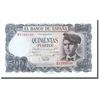 Billet, Espagne, 500 Pesetas, 1971, 1971-07-23, KM:153a, SPL+ - [ 3] 1936-1975 : Regency Of Franco