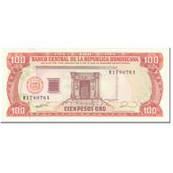 Billet, Dominican Republic, 100 Pesos Oro, 1990, UNdated (1990), KM:128b, NEUF - Dominicaine