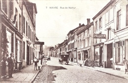 Wavre/Waver-Rue De Namur-animée - Wavre