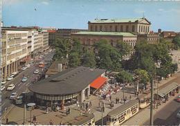 Hannover -  Am Kröpcke Mit Opernhaus -  71640-031 - Hannover