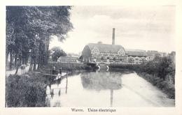 Wavre/Waver-Usine Electrique-animée - Wavre