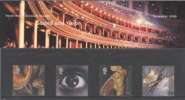 Großbritannien 1901/04 ** Postfrisch In Royal Mail Presentation - 1952-.... (Elisabeth II.)