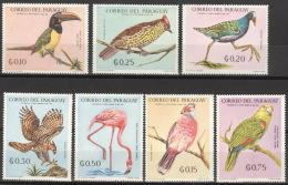 Paraguay 1929/35 ** Postfrisch Vögel - Paraguay