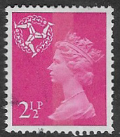 Isle Of Man SG8 1971 2½p Good/fine Used [17/16015/25D] - Regional Issues
