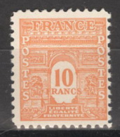 Frankreich 648 * - Frankreich