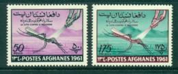 Afghanistan 1962 Anti Malaria MLH Lot30895 - Afghanistan