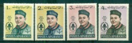 Afghanistan 1962 Boy Scouts MLH - Afghanistan